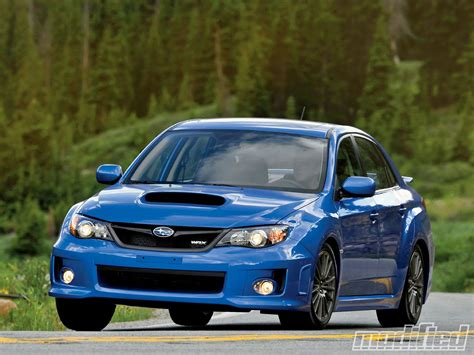 2011 subaru wrx modified 2011 subaru impreza wrx sti first drive modified magazine