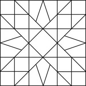 pattern quilt block geometric barn art pinterest
