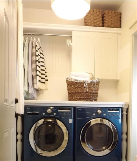 Small Narrow Laundry Room Ideas With Upper Cabinets Narrow Laundry
