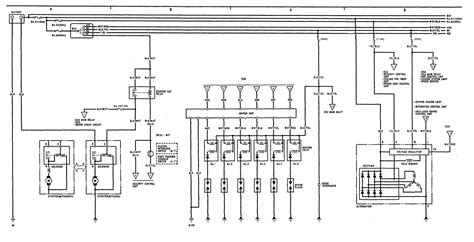 wiring diagram for 1990 acura legend k