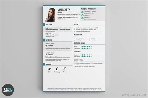 Best Resume Maker Free by Cv Maker Professional Cv Examples Online Cv Builder Craftcv