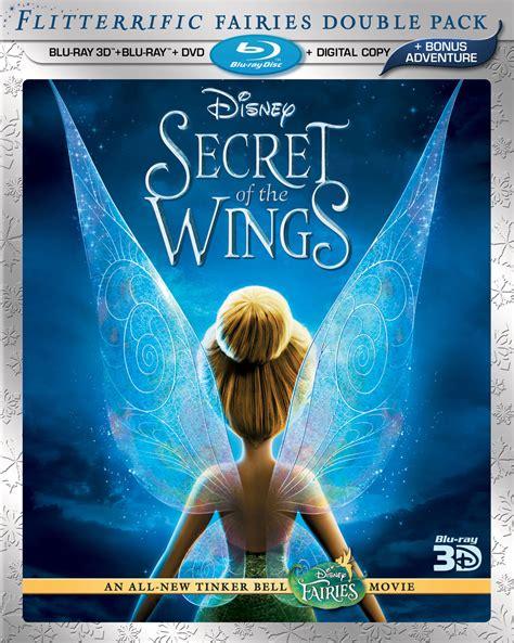 pics gt tinkerbell secret wings dvd cover
