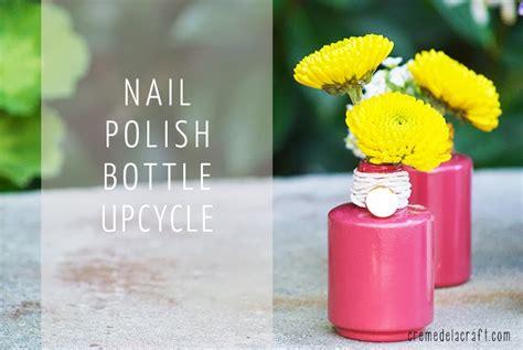 Cheap Bud Vases Diy Flower Bud Vases From Nail Polish Bottles