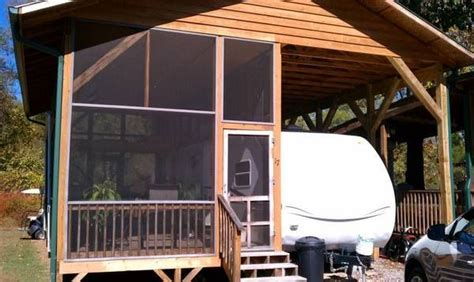 Rv With Porch pin by front porch ideas and more on mobile home rv porches