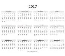 mini calendar template 2017 calendar printable with holidays templates usa