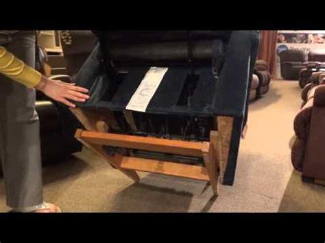 Lazy Boy Recliner Adjustment by How To Adjust A La Z Boy Recliners Tension Doovi
