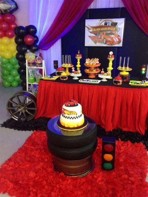 hot wheels birthday party ideas photo    hot