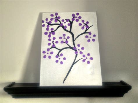 soda bottle flower painting diy flower canvas spray painted canvas and bottom of pop