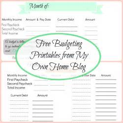 tips and tricks using free printables in home decor free budget printables my own home