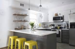 gray and yellow kitchen ideas yellow grey kitchen kitchen ideas the o
