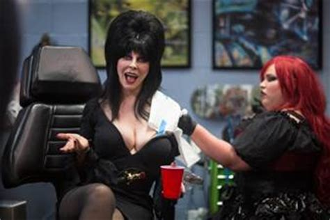 tattooink tv elvira to get her first tattoo on a e s epic ink nerd