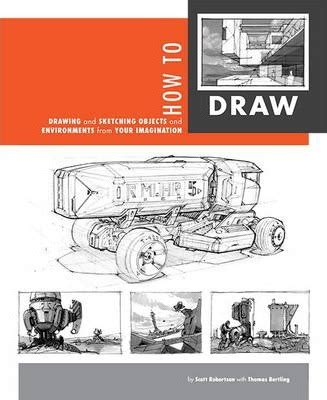 libro sketching from the imagination how to draw scott robertson 9781781166864