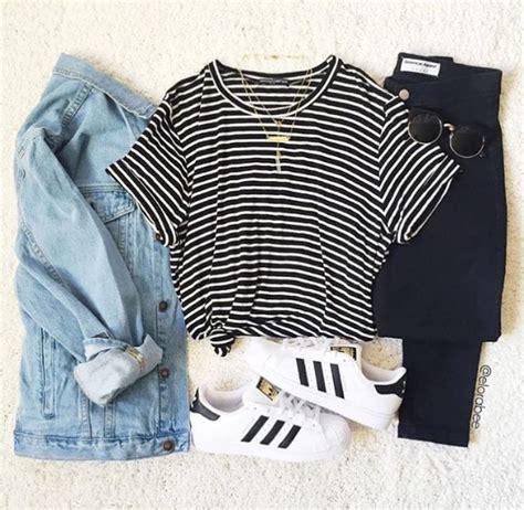 images  ootd  pinterest adidas shirt