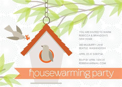 Housewarming Party Invitation Theruntime Com Housewarming Invitation Template