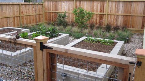 urban veggie garden modern landscape houston