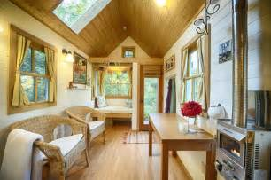 tumbleweed homes interior charming tiny bungalow house idesignarch interior