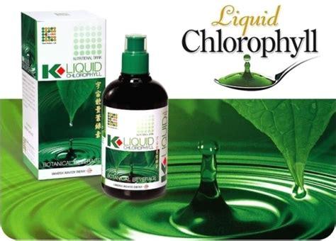 Obat Herbal Chlorophyll healthy option shop