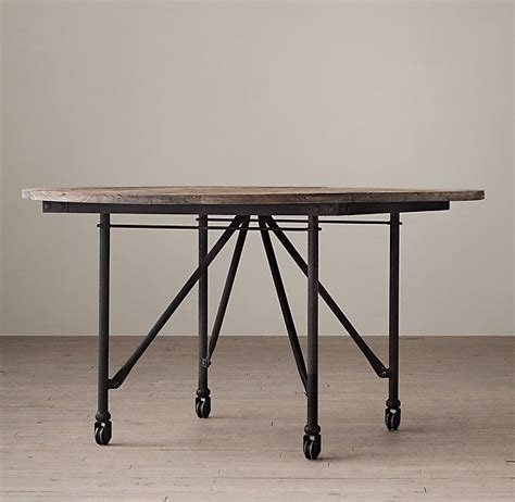 Flatiron Dining Table 17 Best Images About 2014 18 On Industrial Rustic Dining Chairs And Reclaimed Wood