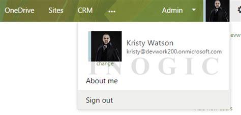 Office 365 Portal Customization 16