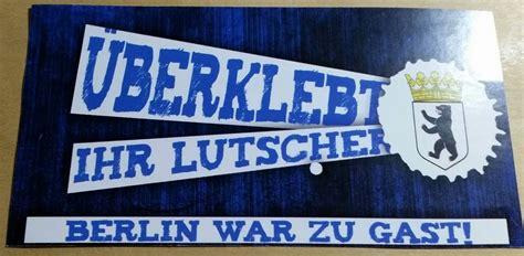 3d Aufkleber Berlin by Aufkleber Aufkleber T Shirts Schals Buttons