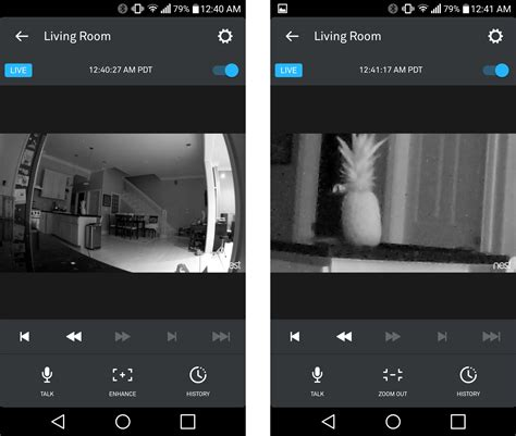 web live view testing nest wireless ip tested