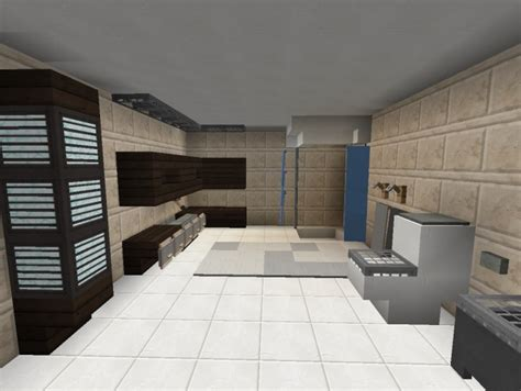 3 Modern Bathroom Designs Minecraft Project Minecraft Modern Bathroom