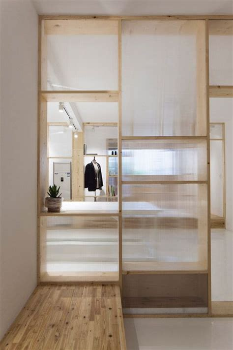 Shelf Wall Divider by Best 25 Room Divider Shelves Ideas On Bookshelf Room Divider Room Divider Bookcase