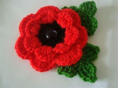 pattern to crochet a poppy best 25 crochet poppy pattern ideas on pinterest