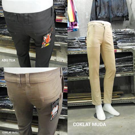 Celana Chino Panjang Bahan Twill Keren jual celana chino chinos panjang berkualitas tinggi bahan twill stretch toko lia busana