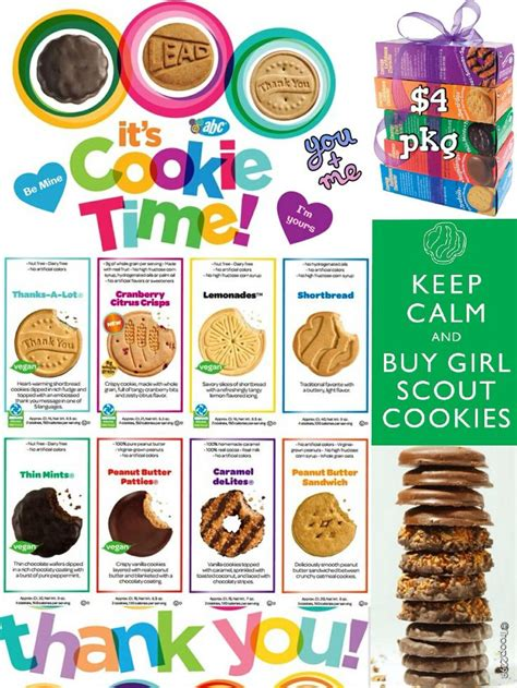 25 best ideas about scout cookies online on