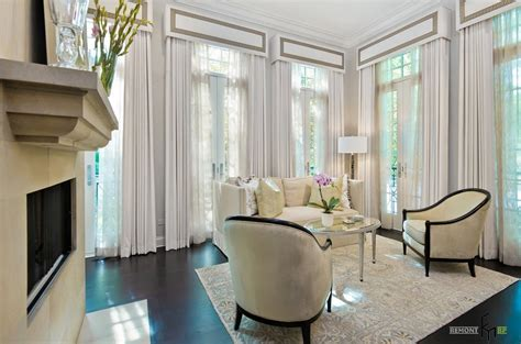 Window Treatments Dining Room by