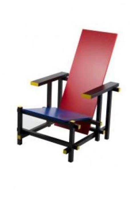 sedia misure sedia rietveld misure fuori comune