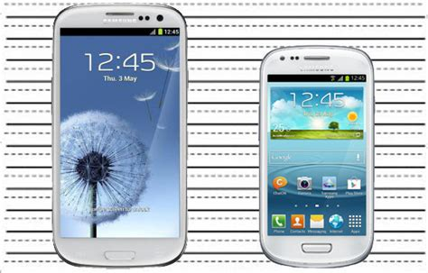 format video galaxy s3 mini comparaison du samsung galaxy s3 mini face au samsung