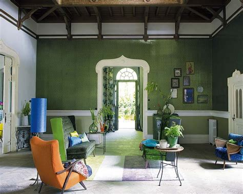 salon verde menta friseur