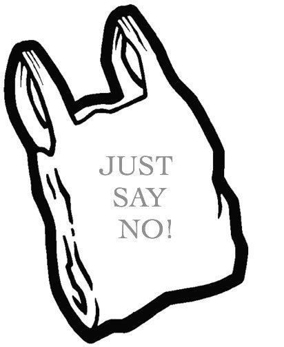 Im Not A Smug Bag Created In Response To Anya Hindmarchs Im Not A Plastic Bag Bag by Just Say No To Plastic Sustainability For The Common