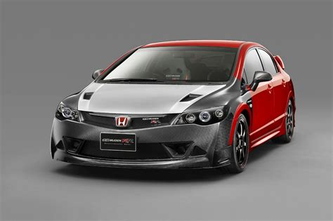 honda tuner honda civic type rr car tuning