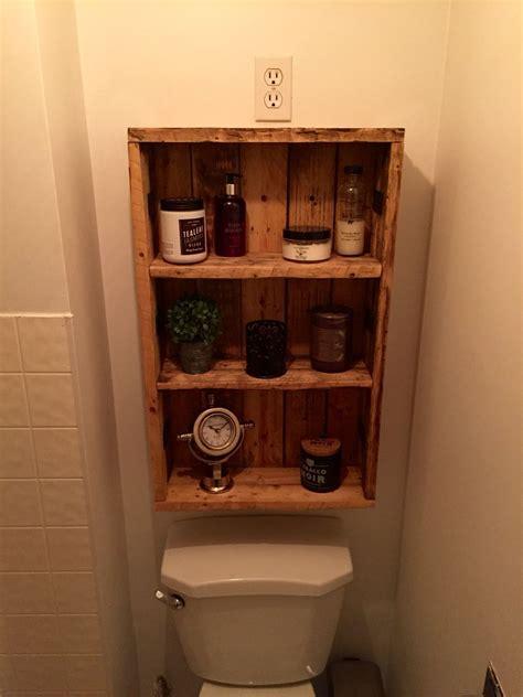 rustic medicine cabinet repurposed pallet wood diy