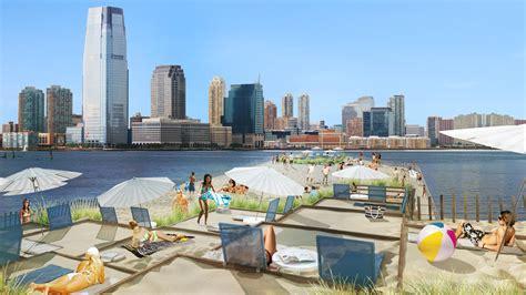 Beautiful Outdoor Showers - city beach nyc indiegogo