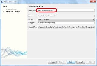 tutorial java netbeans untuk pemula tutorial java untuk pemula membuat desain sederhana di