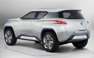 Are Nissans Cars Nissan Terra Crossover Concept New Cars Reviews
