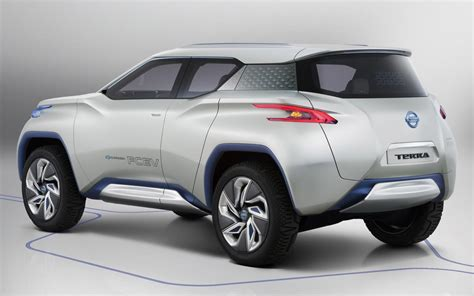 cars nissan nissan terra crossover concept new cars reviews