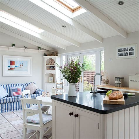welcoming country kitchen housetohome co uk country style kitchen with seating area kitchen