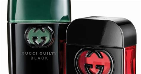 Harga Gucci Guilty Black new 2013 fragrance gucci guilty black by gucci for
