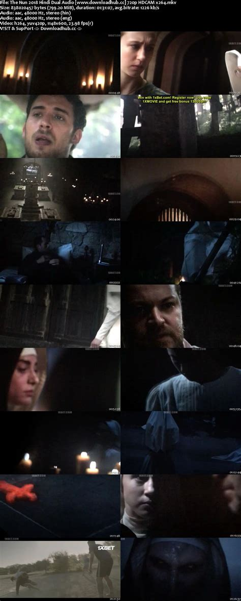 the nun torrent webrip the nun torrent kickass download hindi 2018 movie 1 gb