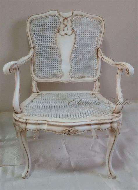 poltrone stile shabby poltroncina sedia primi 900 manifattura artigianale