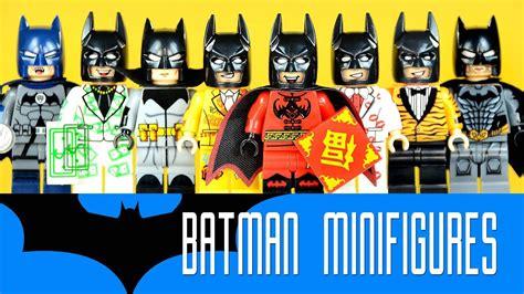 Minifigure Tuxedo Joker Batman The lego batman suit cowl dress up stripes leopard