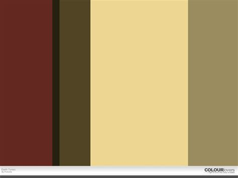 earth tone color schemes nursery color scheme earth tones fun and homey ideas