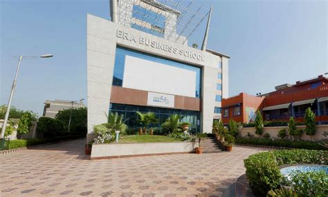 Jamia Hamdard Mba Fee Structure by Era Business School Mba Colleges Delhi