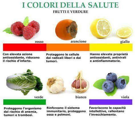 calorie alimenti elenco colori e alimenti vitasanashop