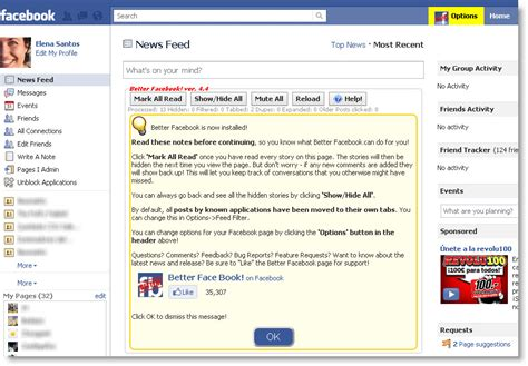 facebook fixer social fixer for facebook descargar